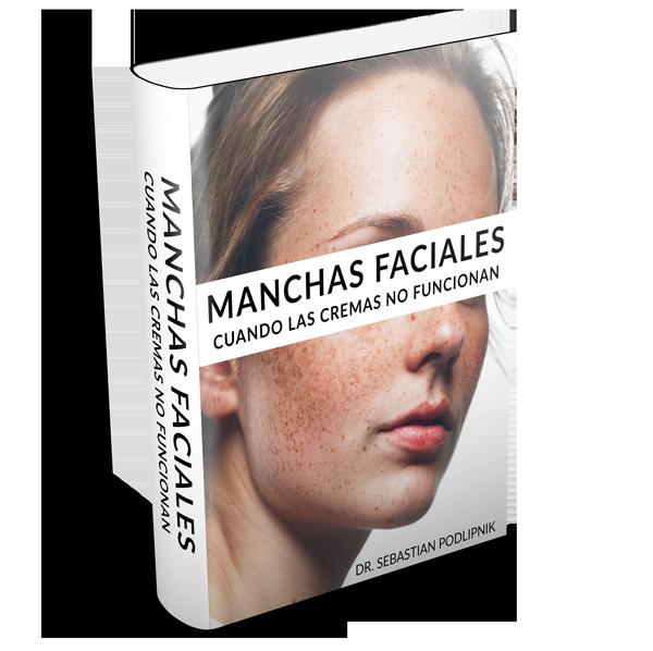 Portada libro manchas faciales